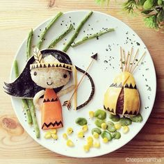 #Indian for #kids :) #Lunch