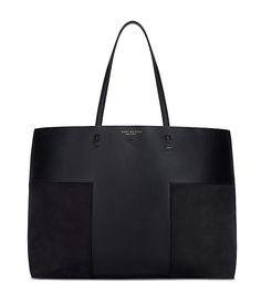 Love the tote style and color/texture.  BLOCK-T TOTE