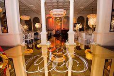 The Prettiest Wedding Dance Floors We've Ever Seen Gatsby Decorations, Reception Table Decorations, Reception Ideas, Dance Floor Wedding, Wedding Reception, Laminate Hardwood Flooring, Floors Direct, Led Dance, Goal Planning