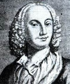 "Antonio Vivaldi - great Italian composer of the Baroque era, was born in Venice in 1678; he was a composer, virtuoso violinist and teacher. Probably second only to J.S. Bach amongst Baroque composers in fame and influence.  He wrote 40 operas and is best known for his set of violin concertos called ""The Four Seasons"" (1725).  Vivaldi died in Vienna in 1741."