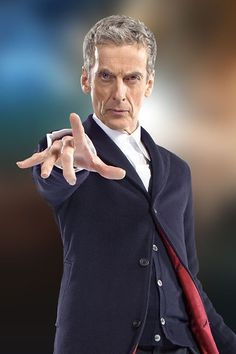 Peter Capaldi Wont Take Off His Wedding Ring For Doctor Who So What Reason Will Be Given The Having One