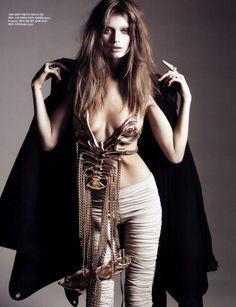 Abbey Lee Kershaw - Vogue Korea April 2010