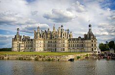 #loirevalley, #chambord, #france Chateau de Chambord A treia oară la Chambord