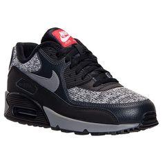 6c2907d53199da AIR MAX 90 ESSENTIAL - 537384 065 Black and grey Mens Nike Air