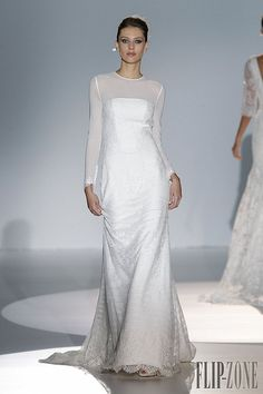 Franc Sarabia 2015 collection - Bridal