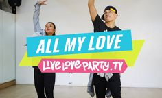 All My Love - Major Lazer and Ariana Grande  Zumba by Live Love Party