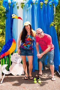 Disney's Up themed birthday party via Kara's Party Ideas KarasPartyIdeas.com Cake, decor, printables, invitation, desserts, and more! #disneysup #upparty (13)