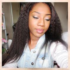 94.64$  Watch here - http://ali7yp.worldwells.pw/go.php?t=32342827410 - 2016 Italian Yaki U Part Wig Brazilian Virgin Human Hair Coarse Yaki U Part Wig Yaki Straight Natural Color For Black Women 94.64$