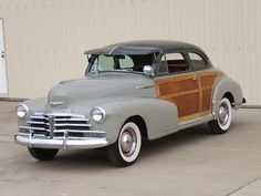 1948 Chevrolet Fleetmaster Country Club Coupe
