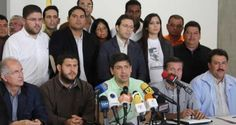 Tras recordar que la aprobación del presupuesto es un asunto que compete a órganos del Poder Público Nacional, 65 alcaldes opositores rechazaron que se les