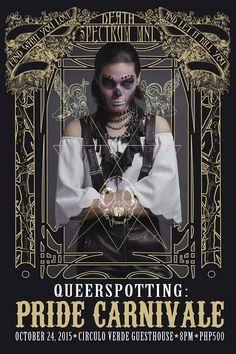 Queerspotting: Pride Carnivale Little People, Art Music, Pride, October, Movie Posters, Film Poster, Gay Pride, Film Posters