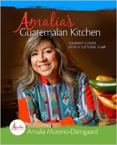 Instead of going out this Valentine's day stay in and make supper with the one you #love with Amalia's #Guatemalan Kitchen #cookbook. #ValentinesDay #Valentine #AmaliasRecipes #Recipe