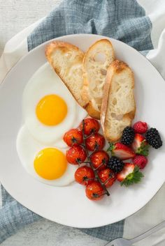 Need the quickest weekday breakfast? This Basic Fried Egg has got you covered!