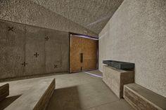 Saint John Baptist Chapel. Location: Canary Islands, Spagna;  architect: Beautell Arquitectos; year: 2013