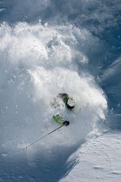 Best Ski Photos of 2013 2013 Focus: Alta, Utah Photographer: Brent Benson Location: Alta, Utah Skier: Rob Greener