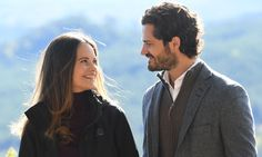 Prince Carl Philip and Princess Sofia show off one of their wedding gifts plus more royal photos - HELLO! US