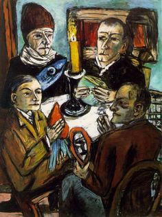 Max Beckmann Paintings - - Yahoo Image Search Results
