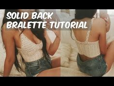 CROCHET How to #Crochet womens Blouse Shirt Top Adjustable Size #TUTORIAL #184 LEARN CROCHET - YouTube