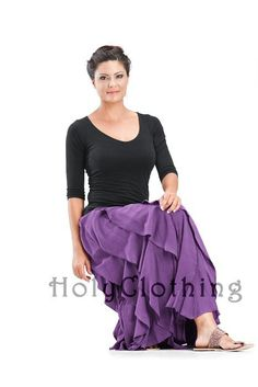 Shop Talia Gypsy Ruffle Asymmetrical Layered Flared Peasant Skirt in Purple Passion: http://holyclothing.com/index.php/skirts/talia-gypsy-ruffle-asymmetrical-layered-flared-peasant-skirt.html. Repins are always appreciated :) #HolyClothing #fashion #Gypsy #Ruffle #Asymmetrical #Layered #Flared #Peasant #Skirt