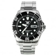 Seiko 5  Sports Automatic Mens Diving Watch SNZF17