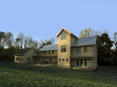 Nagy Residence - contemporary - exterior - philadelphia - Re:Vision Architecture
