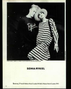 Vogue April 1984