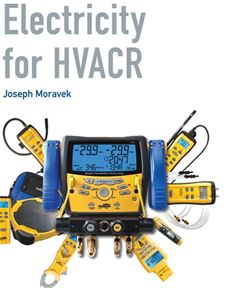 Easy-to-Understand Book on Electricity for HVAC Technicians - http://www.hvac-hacks.com/easy-to-understand-book-on-electricity-for-hvac-technicians/