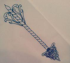 arrow tattoo love it