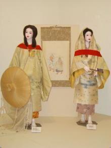 今日から「日本女性の時代装束展」開催!』   女性, 時代祭り, 装束