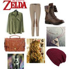 Legend Of Zelda: Link. So cute!