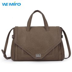 2015 Grey Leather Bag On Sale Laptop Bag For Women Solid Soft Briefcase Perfect Women's Bag For Work Handbag For Office Lady-in Top-Handle Bags from Luggage & Bags on Aliexpress.com  $26