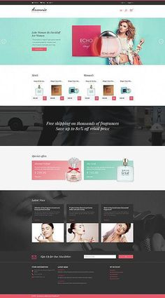 There's no elevator to success, you should take stairs! Make your first step to a lucrative online store with Body Products PrestaShop Theme. Coffee World, Coffee Subscription, Perfume Store, One Page Website, Coffee Store, How To Make Coffee, Web Design Inspiration, Design Ideas, Parfum Spray