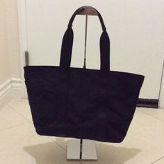 NWT Tory Burch Canvas Modern Rakuten Tote New with tag, no dust bag comes with it. Tory Burch Bags Totes