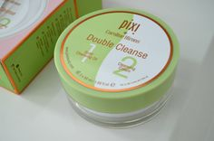 Pixi   Caroline Hirons Double Cleanse @pixibeauty #inhautepursuit #CarolineHirons #DoubleCleanse #cleanser #review