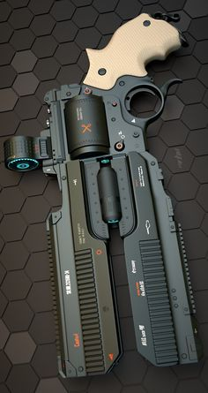 30 Rounds of Awesome, crassetination:   Weapons of the Future 07:...
