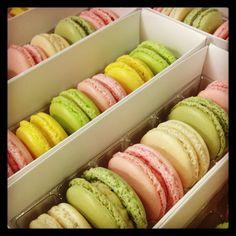 French #Macarons