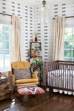 comment choisir une chambre bebe complete, jolie chambre bébé mixte