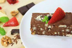 No-Bake Chocolate Biscuit Salami