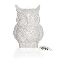 Owl bank-zgallerie. 14.95