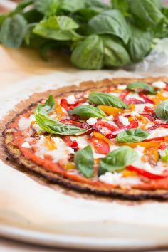 9 рецептов пиццы без глютена. Изображение номер 11