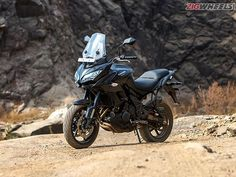 Kawasaki Versys 650 Review: Photo Gallery