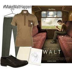 Walt, created by lalakay