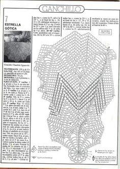 croche: napkin