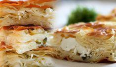 Sabah kahvaltıların, kadın günlerinin vazgeçilmez lezzeti olan su böreği yapımı ve tarifi zor olduğu için yapmak istemiyorsanız sizler için hazırladığımız yalancı yani hazır yufkadan  yapılan pratik su böreği tarifini deneyebilirsiniz. Evde kolayca hazırlayabileceğiniz enfes su böreğinin tarifini haberimizin detaylarında bulabilirsiniz. Recipe Mix, Turkish Recipes, Soup And Salad, Cabbage, Bakery, Brunch, Food And Drink, Cooking Recipes, Bread