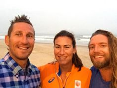 It's been an awesome week in Brazil thanks to @angieakers! @tytramblie  #guaruja #guarujabeach #brazil #beachvolleyball #comebacktour #passportstamps @avpbeach