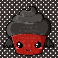 Vampire Cupcake by pai-thagoras