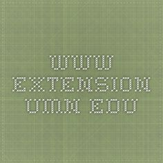 www.extension.umn.edu