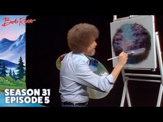 Bob Ross - Cabin in the Hollow (Season 31 Episode Painting Lessons, Painting & Drawing, Tole Painting, Bob Ross Episodes, Full Episodes, Bob Ross Landscape, Bob Ross Youtube, Robert Ross, Episode 5