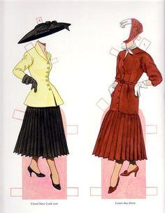 Classic Fashions of CHRISTIAN DIOR (Diseñladores) - Yakira Chandrani - Picasa Web Albums