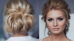 Fashion Hairstyles | Model And Prom Hairstyles | Hairstyles Compilation ...